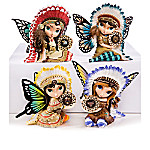Figurines - Jasmine Becket-Griffith Guardians Of The Great Spirits Figurine Collection
