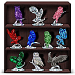 Figurines - Reflections Of The American Owl Figurine Collection