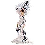 Victorian Promenade Lady Figurine Collection