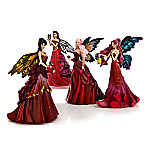 Magical Blessing Of Hope Fairy Figurine Collection Supports Women's Heart Health