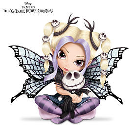 Jasmine Becket-Griffith Nightmare Before Christmas Figurines