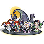 Jasmine Becket-Griffith Spritely Fun With The Nightmare Before Christmas Figurine Collection