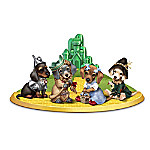 THE WIZARD OF OZ Dachshund Dog Figurine Collection