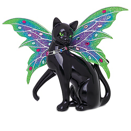 Figurines: Feline Fairies Figurine Collection