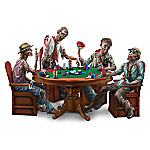 Stalking Dead Zombie Poker Figurine Collection