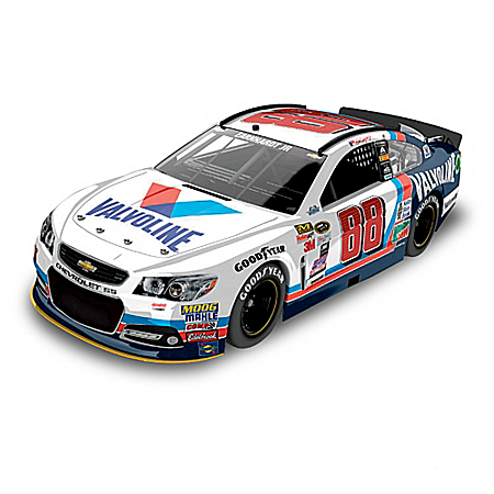 Dale Earnhardt Jr. No. 88 2015 Paint Scheme 1:24 Scale Diecast Car Collection