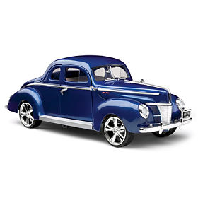 """""""Chariots Of Firewater"""" 1:18-Scale Diecast Car Collection"""