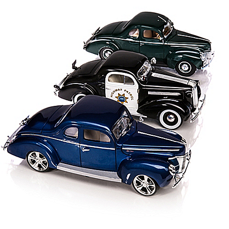Chariots Of Firewater 1:18-Scale Diecast Car Collection