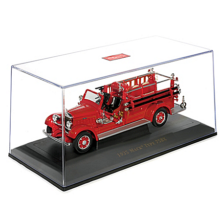The Evolution Of The Fire Engine Diecast Truck Collection