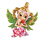 Crystal Reflections Of Hope Breast Cancer Awareness Fairy Figurine Collection