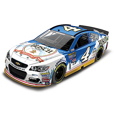 Kevin Harvick No. 4 2016 Sprint Cup Series Diecast Car Collection