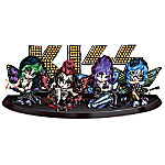 Jasmine Becket-Griffith KISS Tribute Fairy Figurine Collection