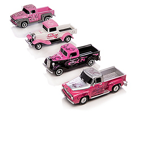 Ford's Highway Of Hope Breast Cancer Awareness Sculpture Collection