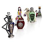 Disney Tim Burton's The Nightmare Before Christmas Wicked Brew Figurine Collection