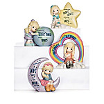 Precious Moments Granddaughter, Our Love Is Out Of This World Figurine Collection