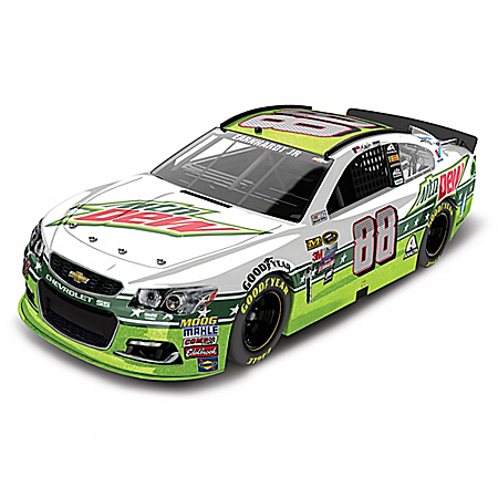 Dale Earnhardt Jr. No. 88 Mountain Dew 1:24 Scale Diecast Car Collection
