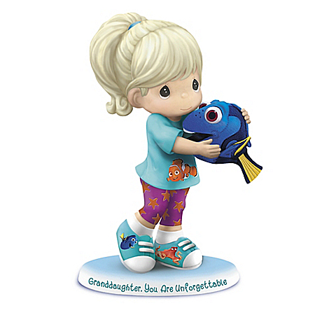 Disney Granddaughter, You Are Unforgettable Figurine Collection
