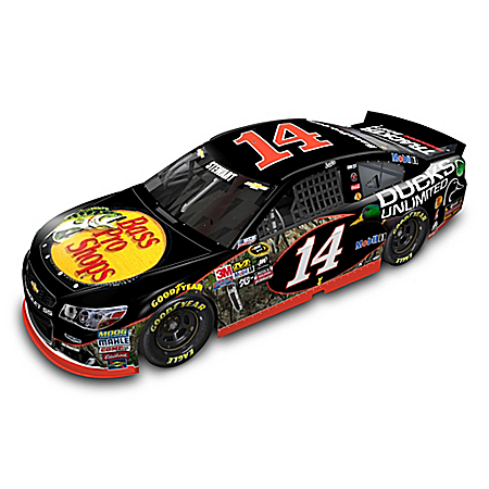 Tony Stewart #14 2016 Chevrolet SS Diecast Car Collection