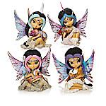 Jasmine Becket-Griffith Charming Spirits Mystical Maiden Fairy Figurine Collection