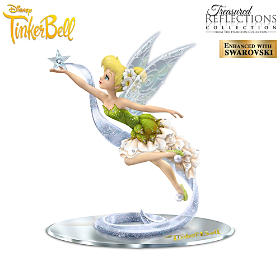 "Disney ""I Do Believe In Fairies"" Figurine Collection"