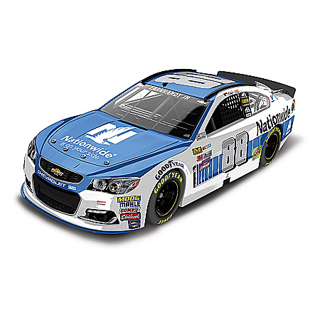 Dale Earnhardt Jr. No. 88 2017 NASCAR Diecast Car Collection