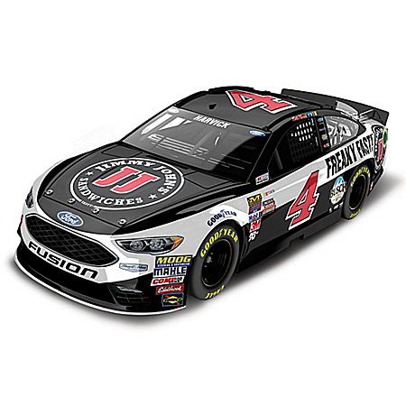 Motorsport Editions Kevin Harvick #4 2017 Diecast NASCAR Car Collection