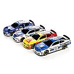 NASCAR Dale Earnhardt Jr. Driven To Win 1 - 18-Scale Car Sculpture Collection