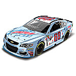 Dale Earnhardt Jr. No. 88 2017 NASCAR Mountain Dew Paint Scheme 1 - 24 Scale Diecast Car Collection