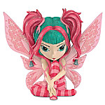 Jasmine Becket-Griffith Magic Of Hope Breast Cancer Awareness Fairy Figurine Collection