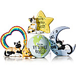 Blake Jensen Our Love Is Out Of This World Cat Figurine Collection