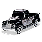 Al Agnew Spirit Of The Wild 1 - 36-Scale Truck Sculpture Collection