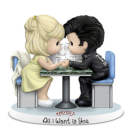 Precious Moments Grease Is Still The Word Figurine Collection