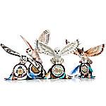 Jody Bergsma's Let Your Spirit Soar Hand-Painted Dreamcatcher Figurine Collection