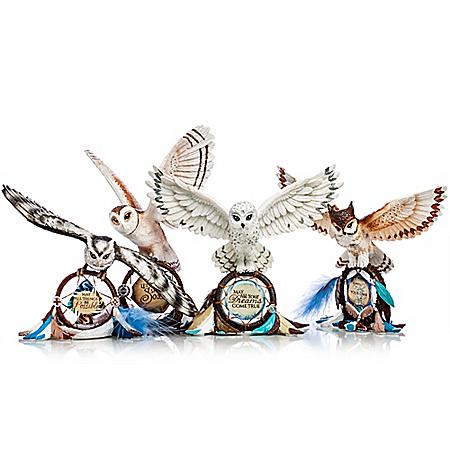 Jody Bergsma's Let Your Spirit Soar Figurine Collection