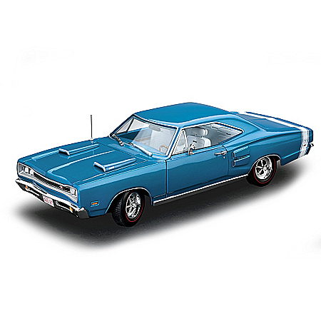American Muscle True Blue Muscle 1:18-Scale Diecast Car Collection