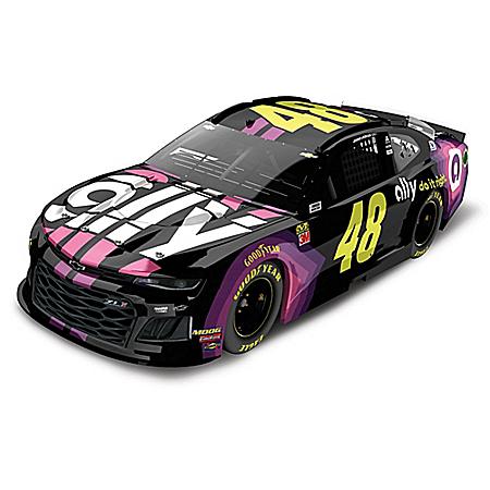 Jimmie Johnson 1:24-Scale 2019 NASCAR Diecast Car Collection