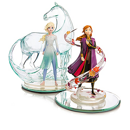 Disney's World of FROZEN Character Figurine Collection
