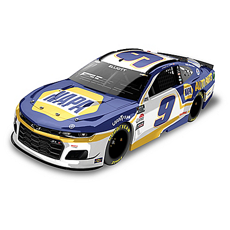 1:24-Scale Chase Elliott No. 9 2021 Diecast Car Collection