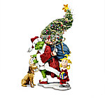 Dr. Seuss' How The Grinch Stole Christmas Sculpture Collection: Christmas Home Decor