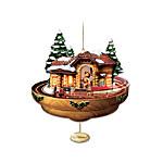 M.I. Hummel® Bavarian Christmas: Animated Christmas Ornament Collection