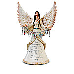 Wishes On The Wind Angel Figurine Collection