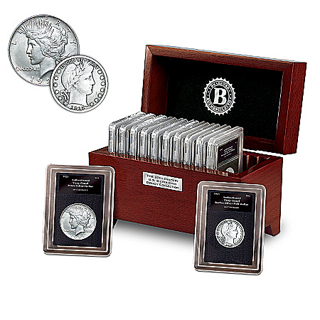 Complete 20th Century U.S. Silver Coin Collection
