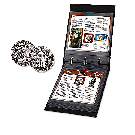Coin Design Collection: The Ancient Greek Silver Coin Design Collection