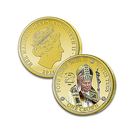 Coins: The Pope John Paul II Coin And Medallion Collection