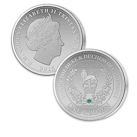 The All-New 2015 Royal Crown Brilliant Uncirculated Coin Collection