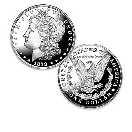 The Greatest U.S. Morgan Silver Dollar Varieties Proof Coin Collection