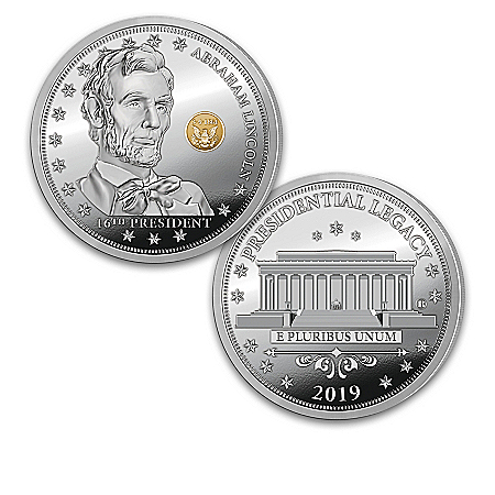 The President Abraham Lincoln Legacy Proof Coin Collection