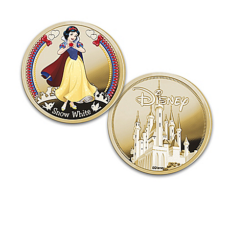 Disney Snow White And The Seven Dwarfs Proof Collection