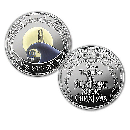 The Nightmare Before Christmas Proof Collection