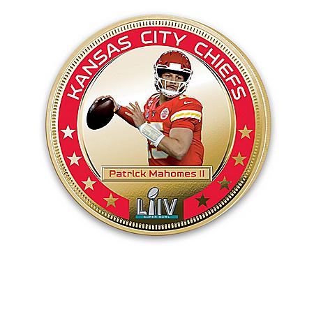 Chiefs Super Bowl LIV Champions Legal Tender Dollar Coins